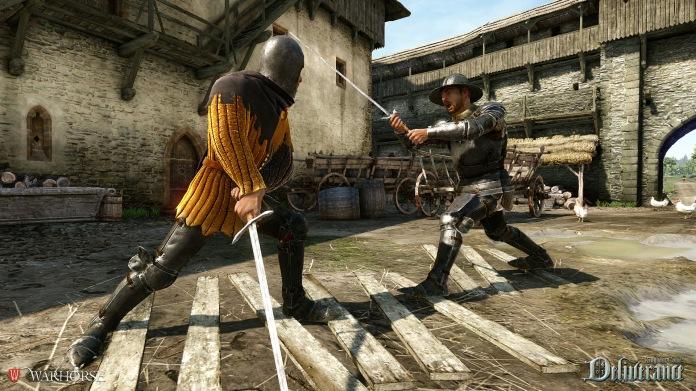 KCDeliveranceWarhorse_One_Fencing